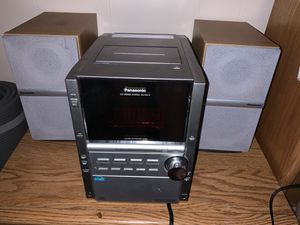 Panasoic CD stereo system SA-PM16 for Sale in Pittsburg, CA