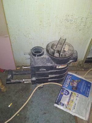 Hayward pool pump/filter housing for Sale in Las Vegas, NV