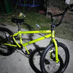 """Like New 20"""" DK Bmx Bike 120$ Obo for Sale in Huntington Beach, CA"""