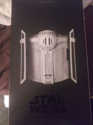 Star wars TIE advance X1 battle quad drone - collector edition - never opened for Sale in Garland, TX