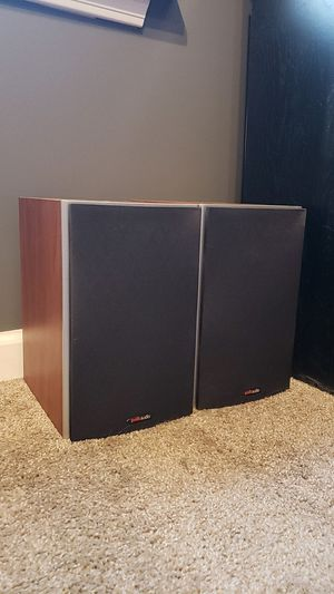 Polk Audio Monitor 30 Series Bookshelf Speakers for Sale in Garden City, MI