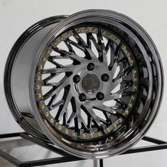 18x9.5 or 10.5 new glk chrome rims set 5x114.3 5x100 for Sale in Hayward, CA