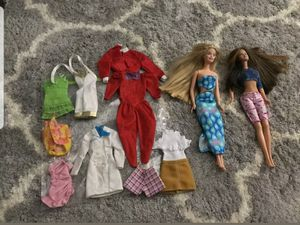 Vintage barbie dolls for Sale in Stoughton, MA