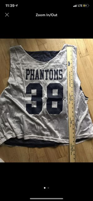 Lacrosse jerseys for practice . SHIPPING ONLY for Sale in Hauppauge, NY