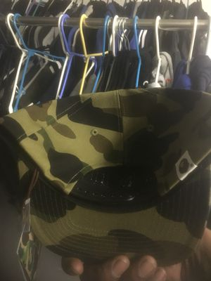 Bape SnapBack for Sale in Florissant, MO
