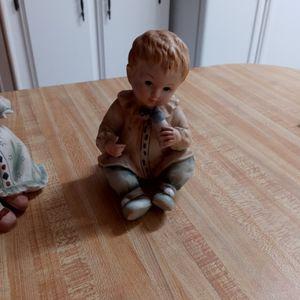 Antique Porcelain Baby Boy. for Sale in The Villages, FL