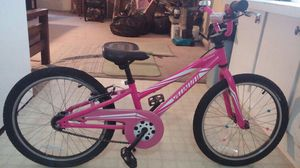 "Hotrock specialized 20"" pink bicycle for Sale in Louisville, OH"