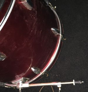 Groove Percussion Drum Set 6 pieces for Sale in Las Vegas, NV