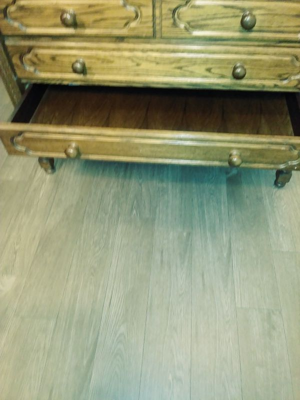 German made dresser w/ 4 drawers