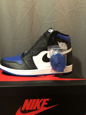 Air Jordan 1 royal toe size 9.5 for Sale in West Hartford, CT