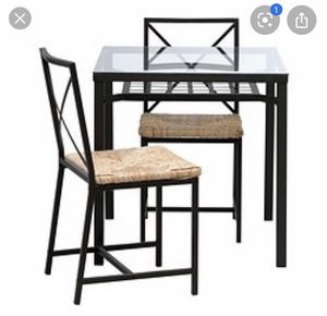 IKEA Dining set for 2 for Sale in Charlotte, NC