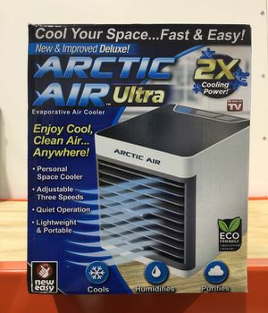 Arctic Air™ Ultra Evaporative Air Cooler Fan Cools Humidifies 18009 for Sale in Miami, FL