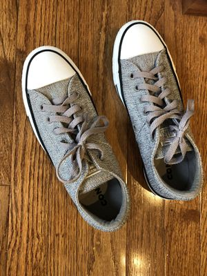 Girls converse shoes, size 7, never worn for Sale in Fairfax, VA