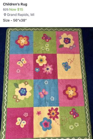 Children's Rug for Sale in Grand Rapids, MI
