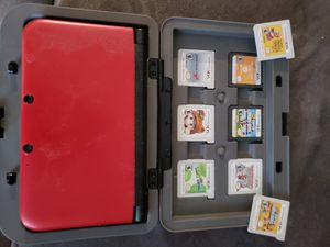 Nintendo 3DS with 6 Games for Sale in Queens, NY