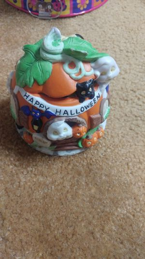 Halloween decoration ceramic for Sale in Clarksburg, MD