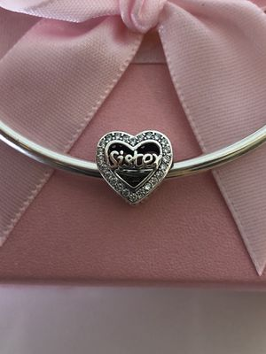 Brand New Sterling Silver 925 Charm for Sale in Whittier, CA