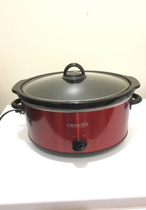 Crockpot slow cooker for Sale in Anchorage, AK