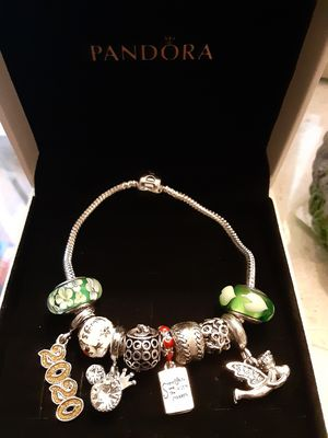 Pandora Bracelet with Charms!!! for Sale in Dearborn, MI