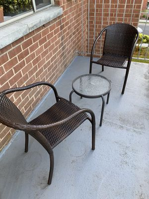 Outdoor Patio Furniture (Very Usable Condition - well kept!) for Sale in Arlington, VA