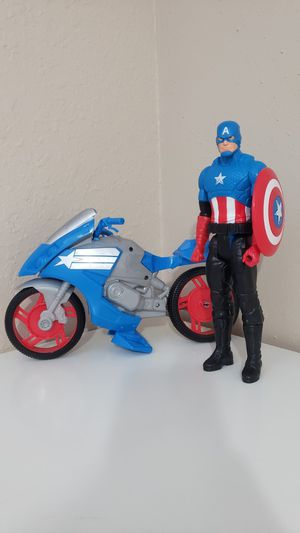 Captain America toy for Sale in Katy, TX