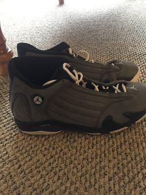 2752bf67caf5 Air Jordan 14 Retro Graphite Navy Size 13 for Sale in Tempe