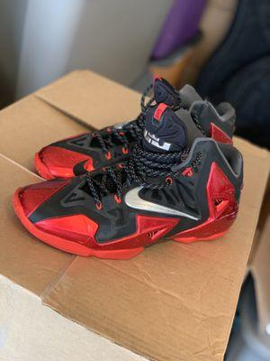 """Nike Lebron XI """"Miami Heat"""" for Sale in Dulles, VA"""