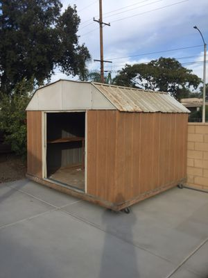 Storage shed 9x10x7high for Sale in Ontario, CA