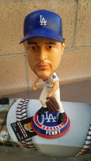 DODGERS BRAD PENNY BOBBLEHEAD. ( ALSO PLENTY OF NEON SIGNS / LIGHTS AVAILABLE FOR SALE ). for Sale in Los Angeles, CA