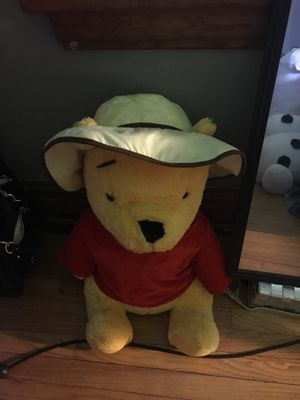 Pooh bear stuffed animal for Sale in Stickney, IL