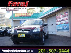 2006 Honda CR-V for Sale in Rutherford, NJ