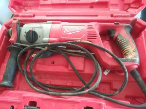Rotary Hammer drill for Sale in Greensboro, NC