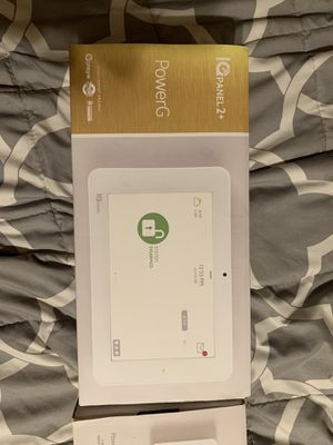 Q Panel smart home security system for Sale in Phoenix, AZ