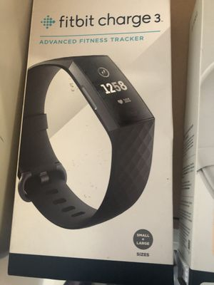 Fitbit charge 3 for Sale in Whittier, CA