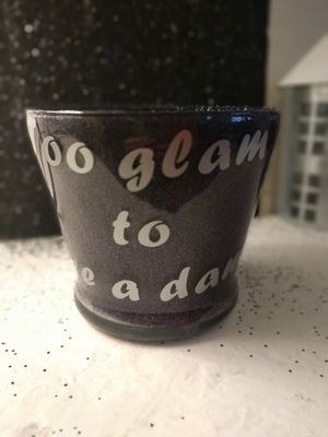 Too Glam to give a damn large make up brush holder for Sale in Lake Wales, FL