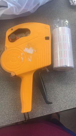 MX5500 price gun for Sale in Springfield,  IL