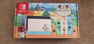 Nintendo switch animal crossing edition for Sale in Chandler, AZ