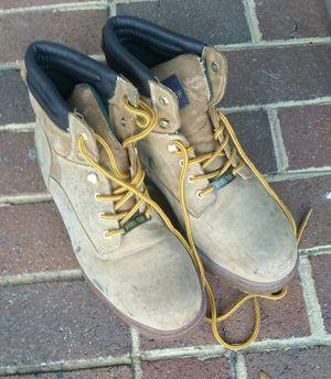 Men's work boots for Sale in Hampton, VA