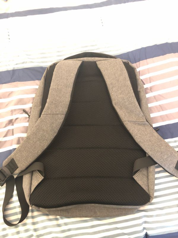 Padded backback, great for carrying laptop