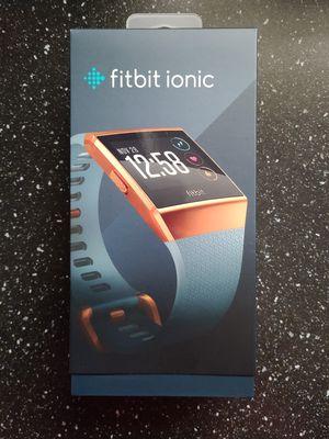 Fitbit Ionic for Sale in El Cajon, CA
