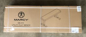 NEW Flat Weight Gym Bench for Sale in Fresno, CA