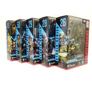 Hasbro Transformers Studio Series Super Bundle Of 5 action figures for Sale in Los Angeles, CA