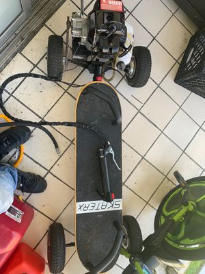 Motor skate board for Sale in West Palm Beach, FL