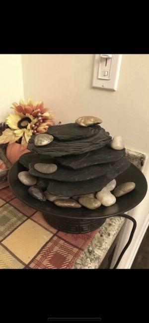 Adjustable black indoor water fountain for Sale in Burbank, CA