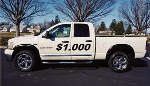 🍁I'm the first owner and i want to sell my 2006 Dodge Ram 1500 SLT$1000🏆 for Sale in Fresno, CA