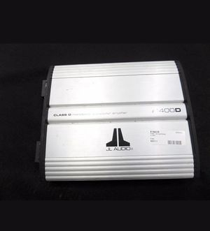 JL Audio class D 500 watt amp for Sale in Brooklyn, NY