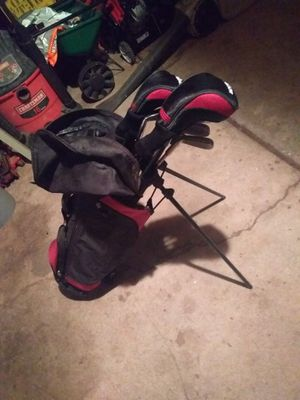 Wilson jr golf clubs for Sale in Dearborn Heights, MI