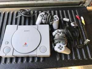 Play station one for Sale in Santa Monica, CA