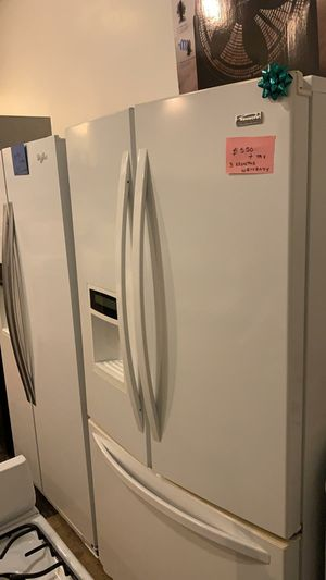 Kenmore elite frech doors excellent condition 4months warranty for Sale in Halethorpe, MD