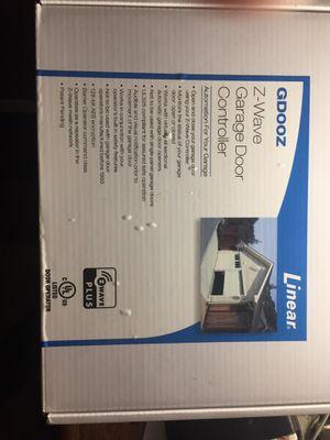 GDOOZ Z-Waze Garage Door Controller. for Sale in Las Vegas, NV